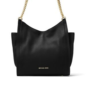 Michael Kors Newbury Medium Chain Shoulder Bag